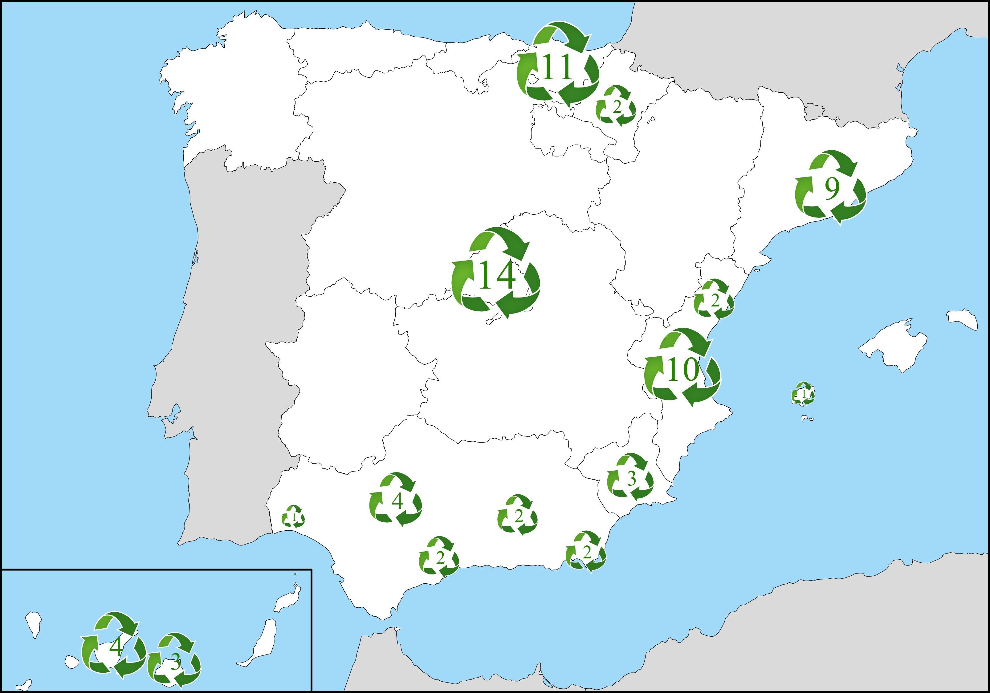 Es la arquitectura en espa a sostenible agua for La arquitectura en espana