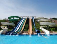 Una multinacional española en vez de una depuradora construye un parque acuático por error
