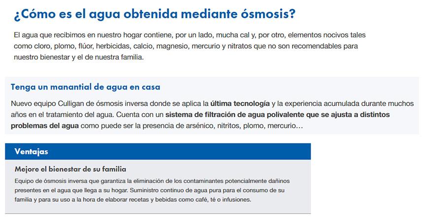 Mitos Y Timos Del Agua Filtros De ósmosis Agua